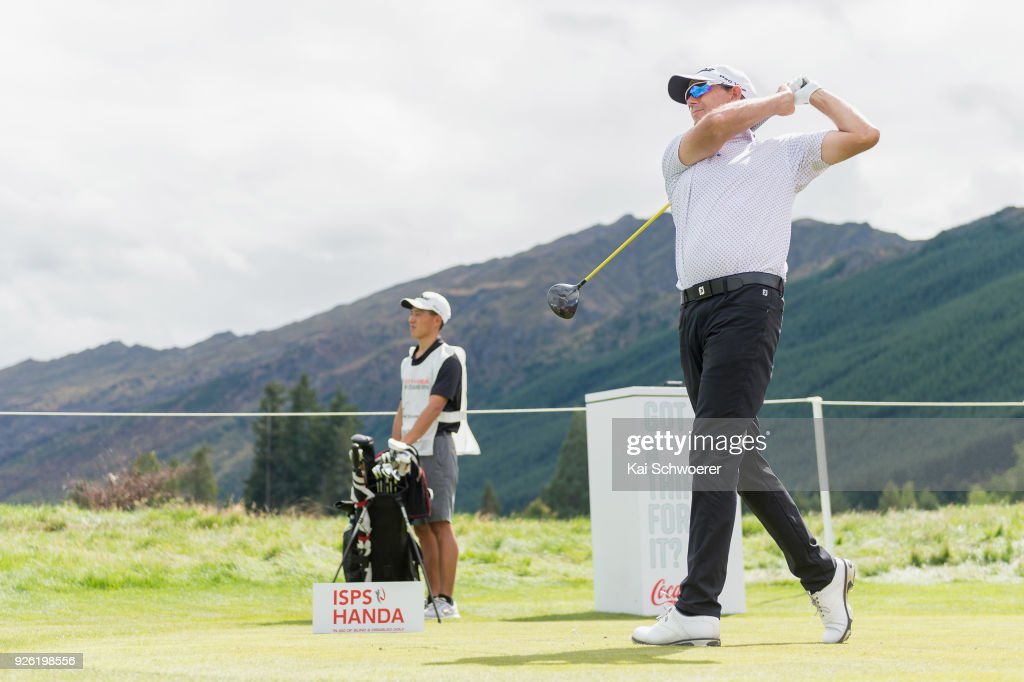 ISPS Handa New Zealand Golf Open - Day 2