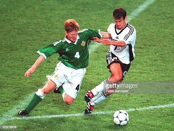 QUALIFIKATION 1999 Dortmund DEUTSCHLAND NORDIRLAND 40 Stephen LOMES/NIR Mehmet SCHOLL/GER