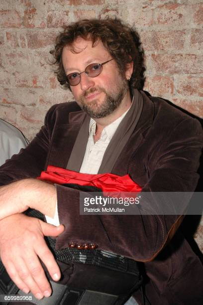 Stephen Lovekin attends Joey Ramone Representation of induction award at Rock and Roll Hall of Fame Annex on May 14 2009 in New York City