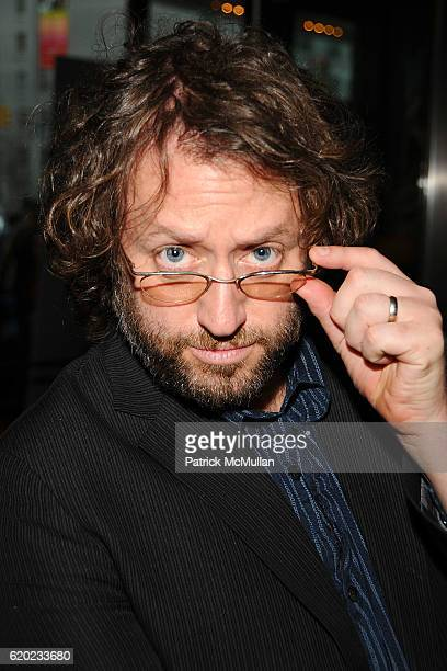 Stephen Lovekin attends THE CINEMA SOCIETY MULBERRY host a screening of 'THEN SHE FOUND ME' at AMC Lincoln Square Theater on April 21 2008 in New...