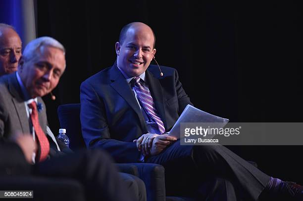 Stephen M. Lacy, chairman and CEO, Meredith Corporation and Brian Stelter, host and Reliable Sources and senior media correspondent at CNN Worldwide...