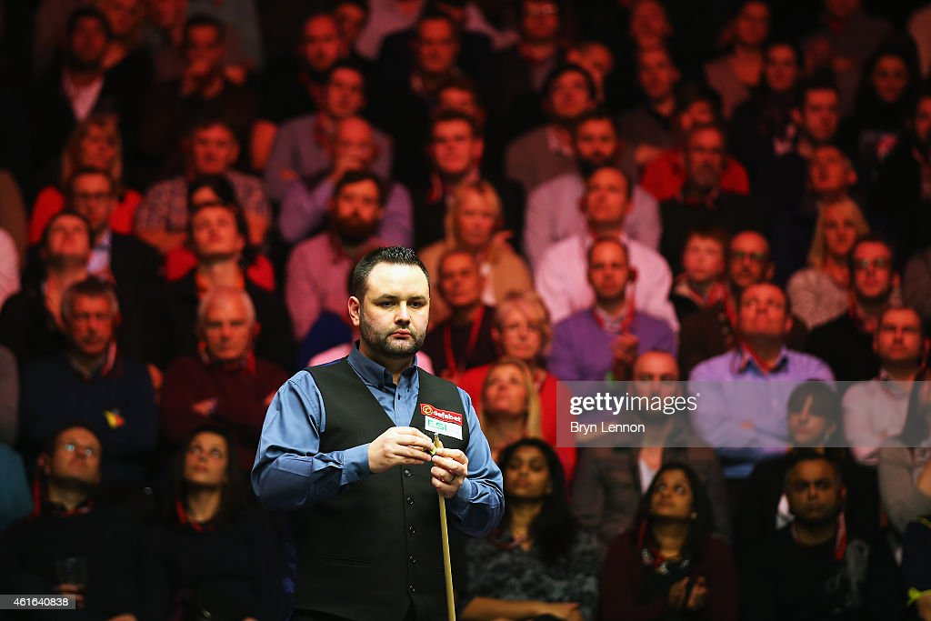 The Dafabet Masters - Day Six : News Photo