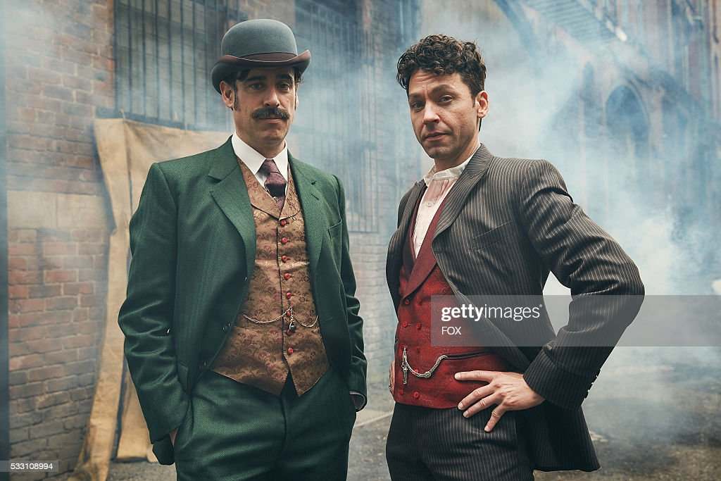 "FOX's ""Houdini and Doyle"" - Season One"