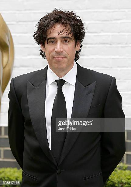 Stephen Mangan arrives for the British Academy Television Craft Awards at The Brewery on April 24 2016 in London England