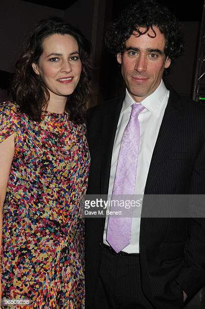 Stephen Mangan attends the London Evening Standard British Film Awards 2010 at The London Film Museum on February 8 2010 in London England