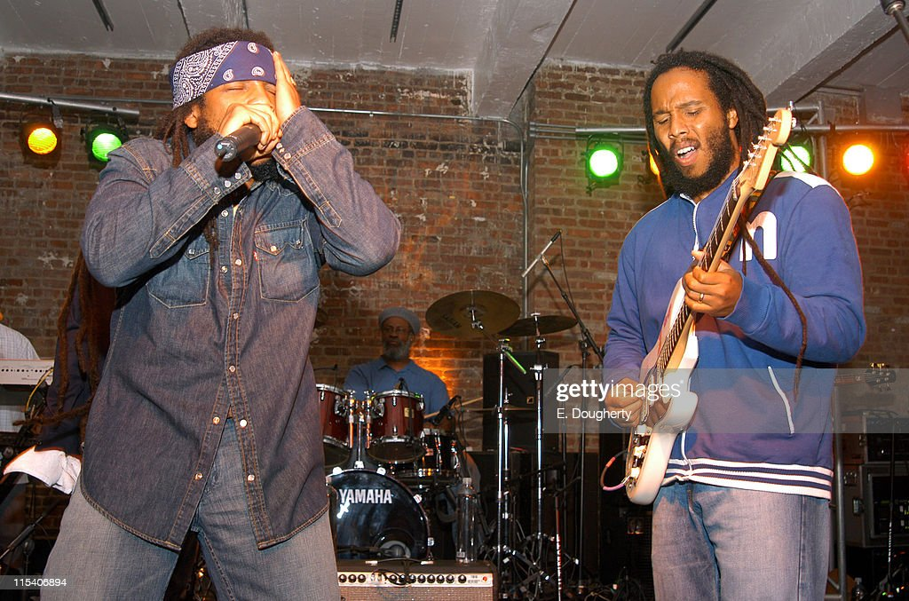 Tuff Gong Clothing Launch Party Hosted by Rohan Marley and and Stefano Aldighieri