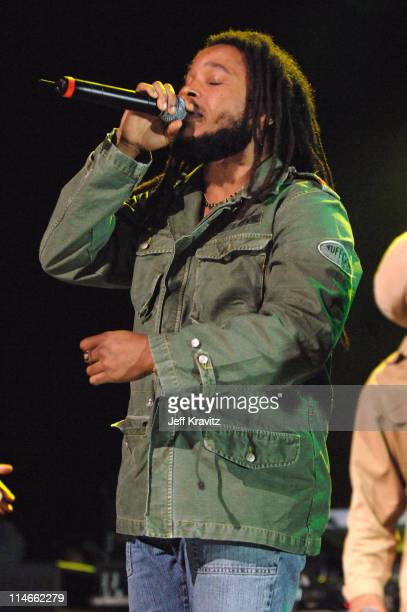 Stephen Marley during 6th Annual Jammy Awards Show and Backstage at The Theater at Madison Square Garden in New York City New York United States