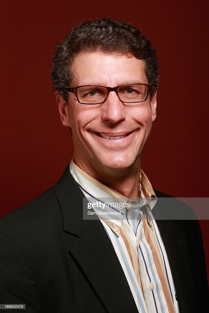 Stephen Master, SVP, Nielsen poses at the World Congress Of Sports Executive Portrait Studio on April 4, 2013 in Naples, Florida.