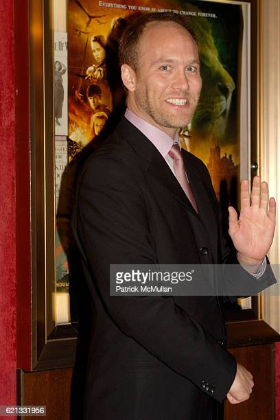 Stephen McFeely attends Walt Disney Pictures Walden Media Present THE CHRONICLES OF NARNIA PRINCE CASPIAN at Ziegfeld Theatre on May 7 2008 in New...