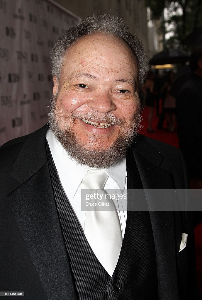 Stephen McKinley Henderson attends the 64th Annual Tony Awards at Radio City Music Hall on June 13, 2010 in New York City.