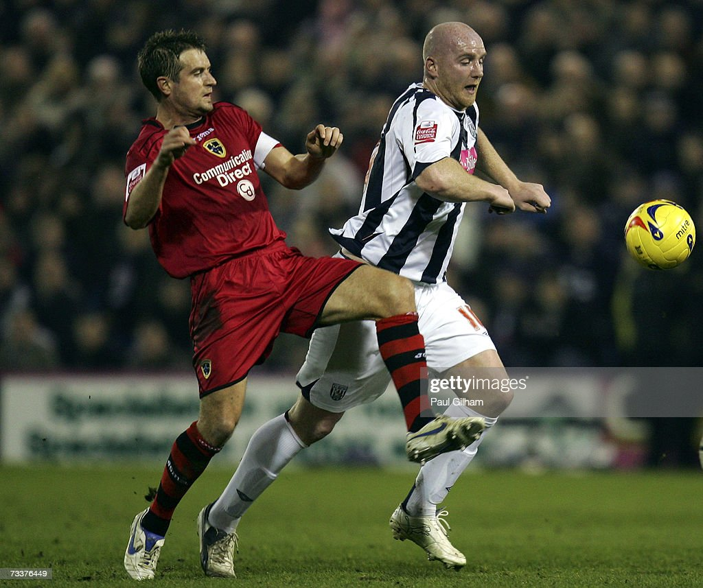West Bromwich Albion v Cardiff City : News Photo