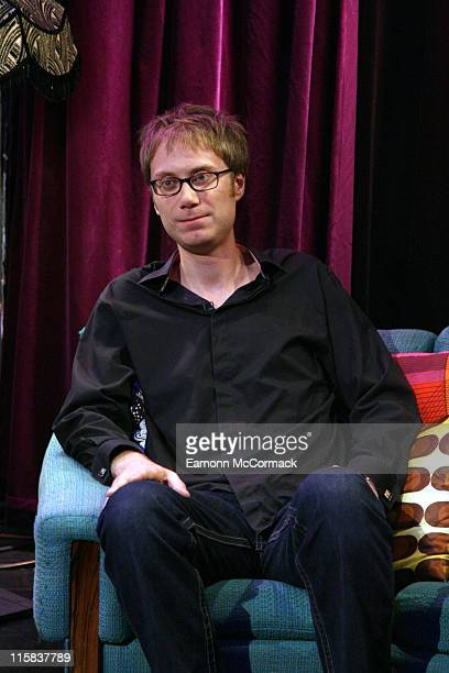 Stephen Merchant appearing on No 1 Leicester SquareThe show will be broadcast on MTV at 1000pm on Monday