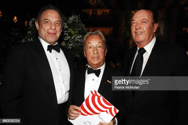 Stephen Meringoff Arnold Scaasi and Parker Ladd attend LITERACY PARTNERS 25th Anniversary A Gala Evening of Readings Honoring BARBARA GOLDSMITH NINA...