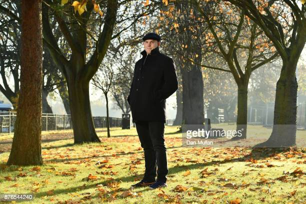 Stephen Moore of Australia poses for a portrait at the Lensbury Hotel on November 17 2017 in London England