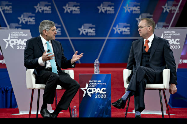 DC: Key Speakers At The Conservative Political Action Conference