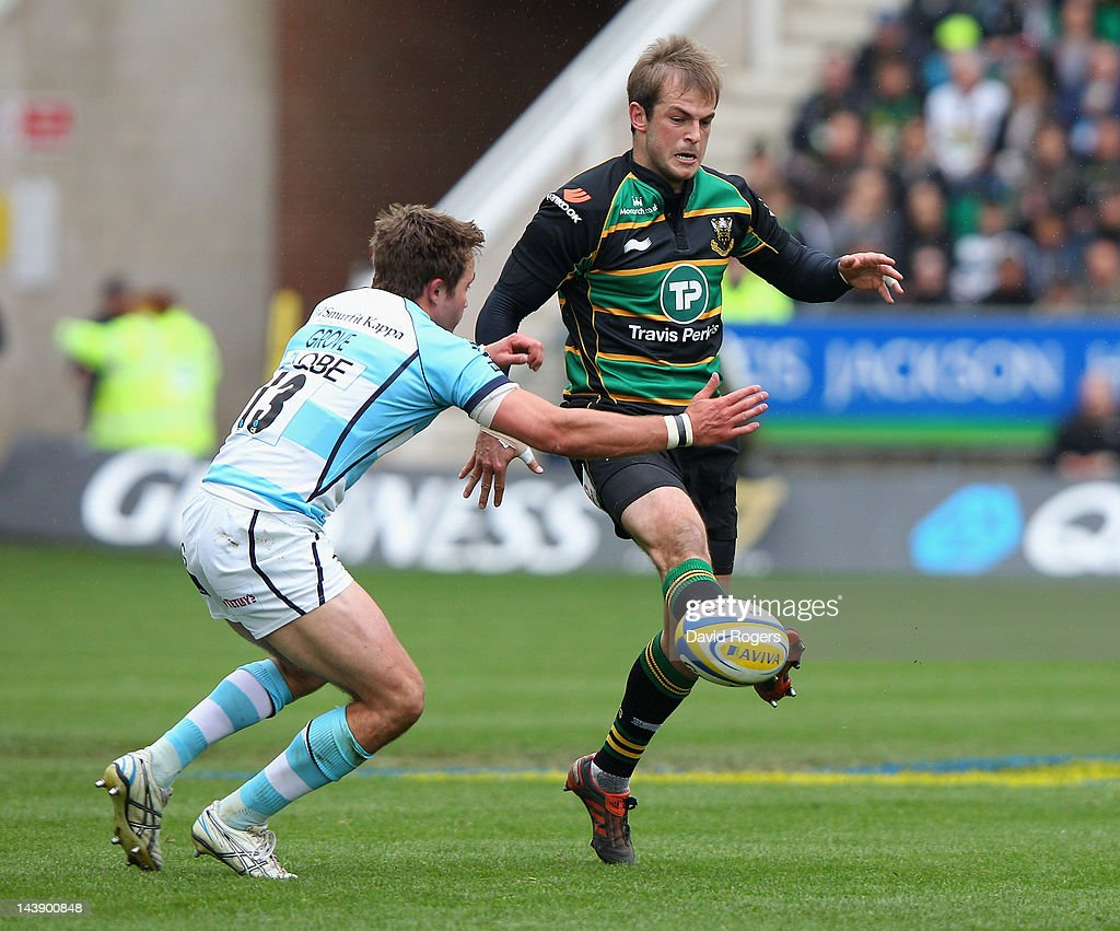 Northampton Saints v Worcester Warriors - Aviva Premiership
