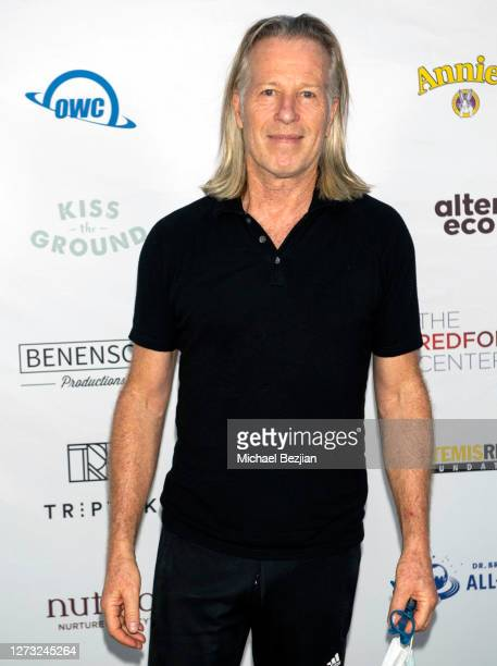 Stephen Nemeth attends Kiss The Ground Los Angeles DriveIn Special Screening at Andaz West Hollywood on September 17 2020 in West Hollywood California