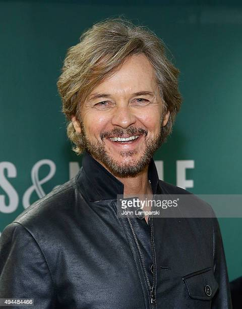 Stephen Nichols of the cast of 'Days Of Our Lives' visits Barnes Noble 5th Avenue on October 27 2015 in New York City