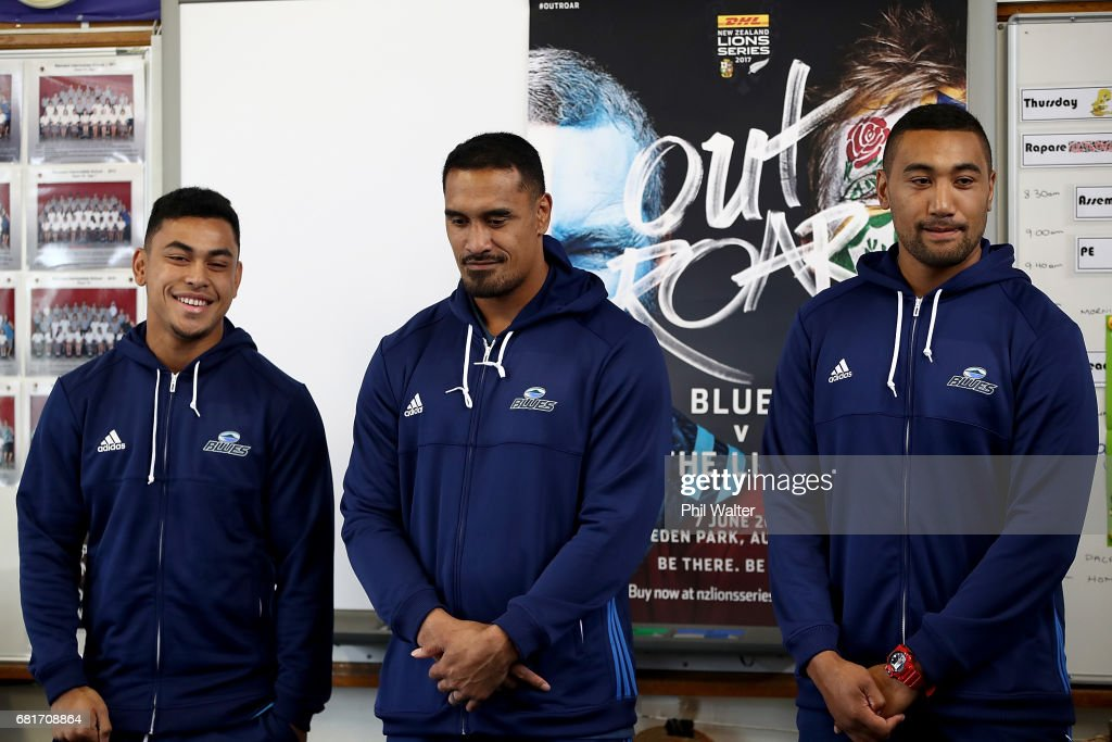 New Zealand Lions Series Education Programme Launch