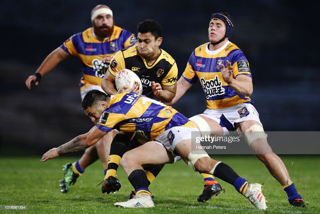 Mitre 10 Cup Rd 1 - Bay of Plenty v Taranaki