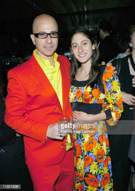 Stephen Petronio and Arden Wohl during Stephen Petronio Benefit Event Opening Night of 'BLOOM' at the Joyce Theatre in New York City After Party at...