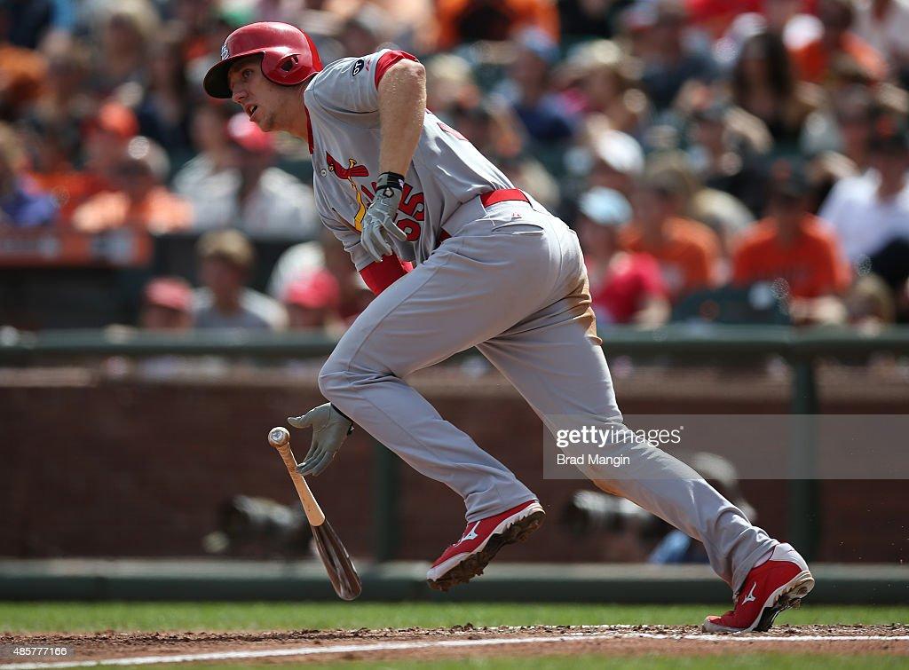 St. Louis Cardinals v San Francisco Giants : ニュース写真