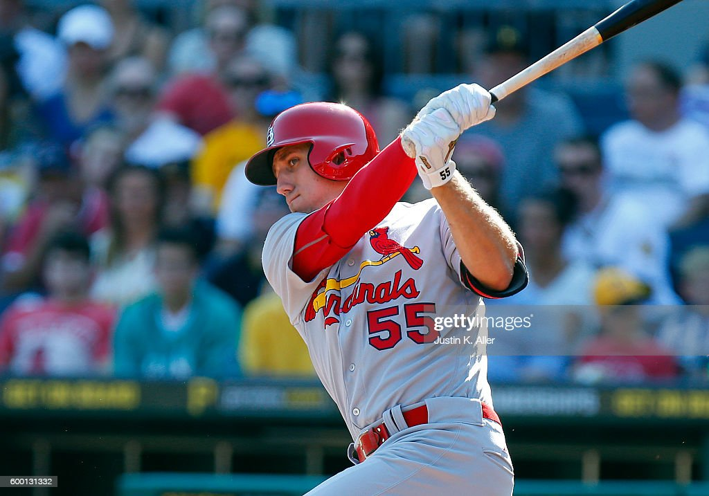 St Louis Cardinals v Pittsburgh Pirates : News Photo