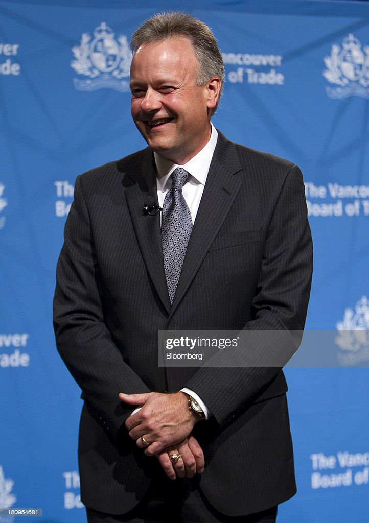 Bank Of Canada Governor Stephen Poloz Press Conference