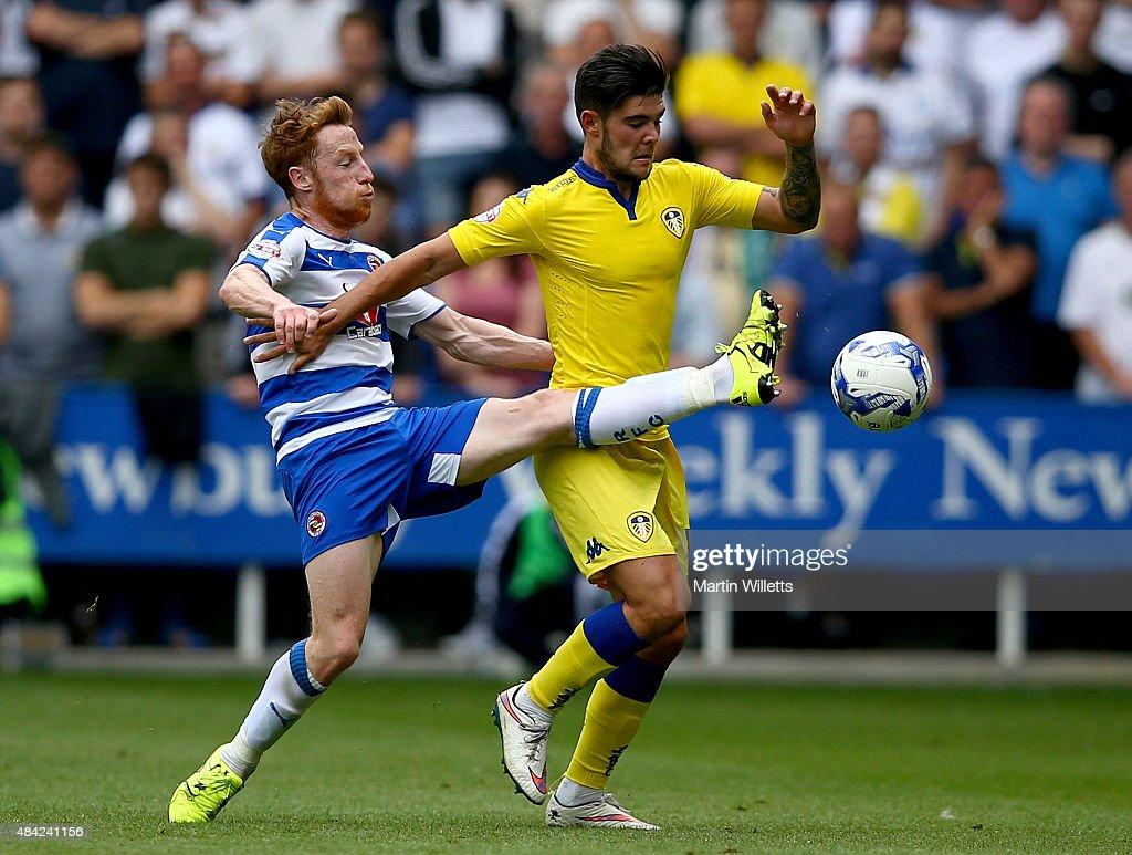 Reading v Leeds - Sky Bet Football League Championship