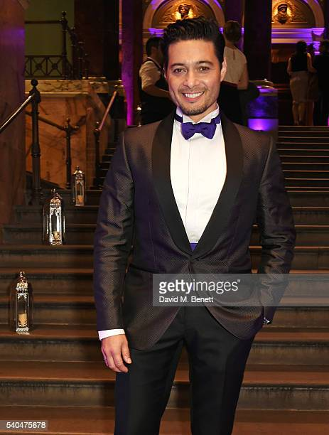 Stephen RahmanHughes attends the press night after party for Disney's 'Aladdin' at The National Gallery on June 15 2016 in London England