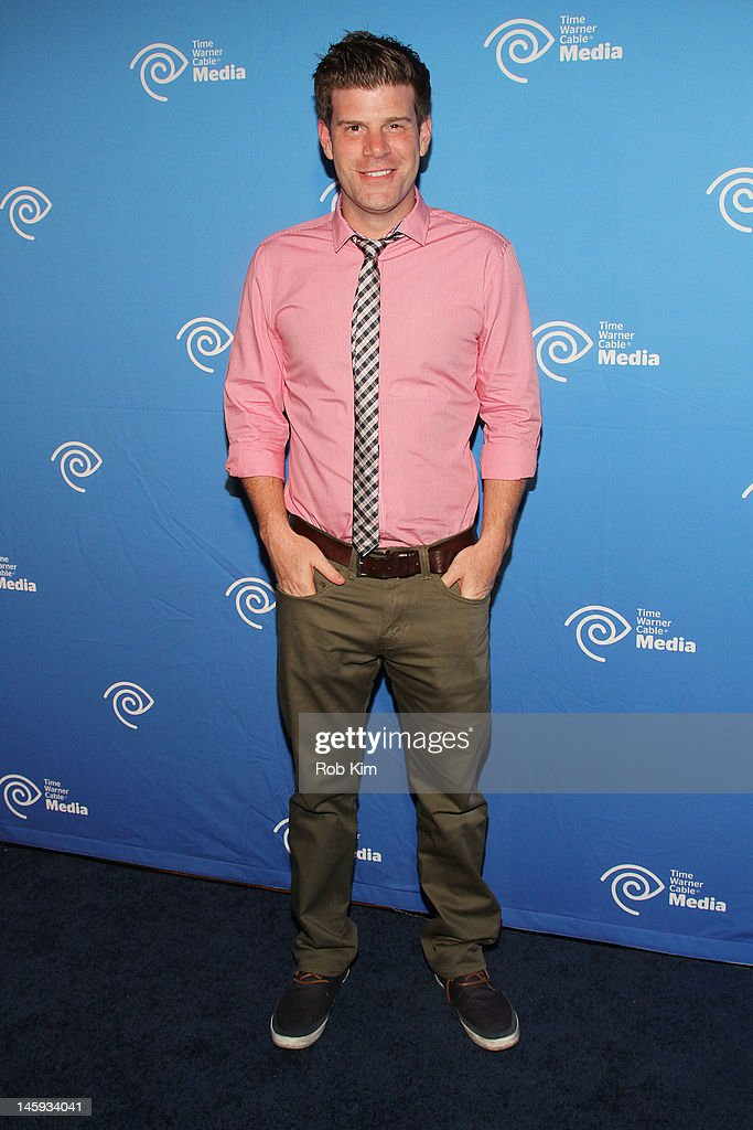 Stephen Rannazzisi of FX's The League attends the Time Warner Cable Media 'Cabletime' Upfront at Yotel Hotel on June 7, 2012 in New York City.