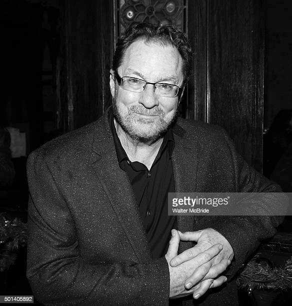 Stephen Root attends the opening night after party for the Playwrights Horizons New York premiere production of 'Marjorie Prime' at Tir Na Nog Irish...