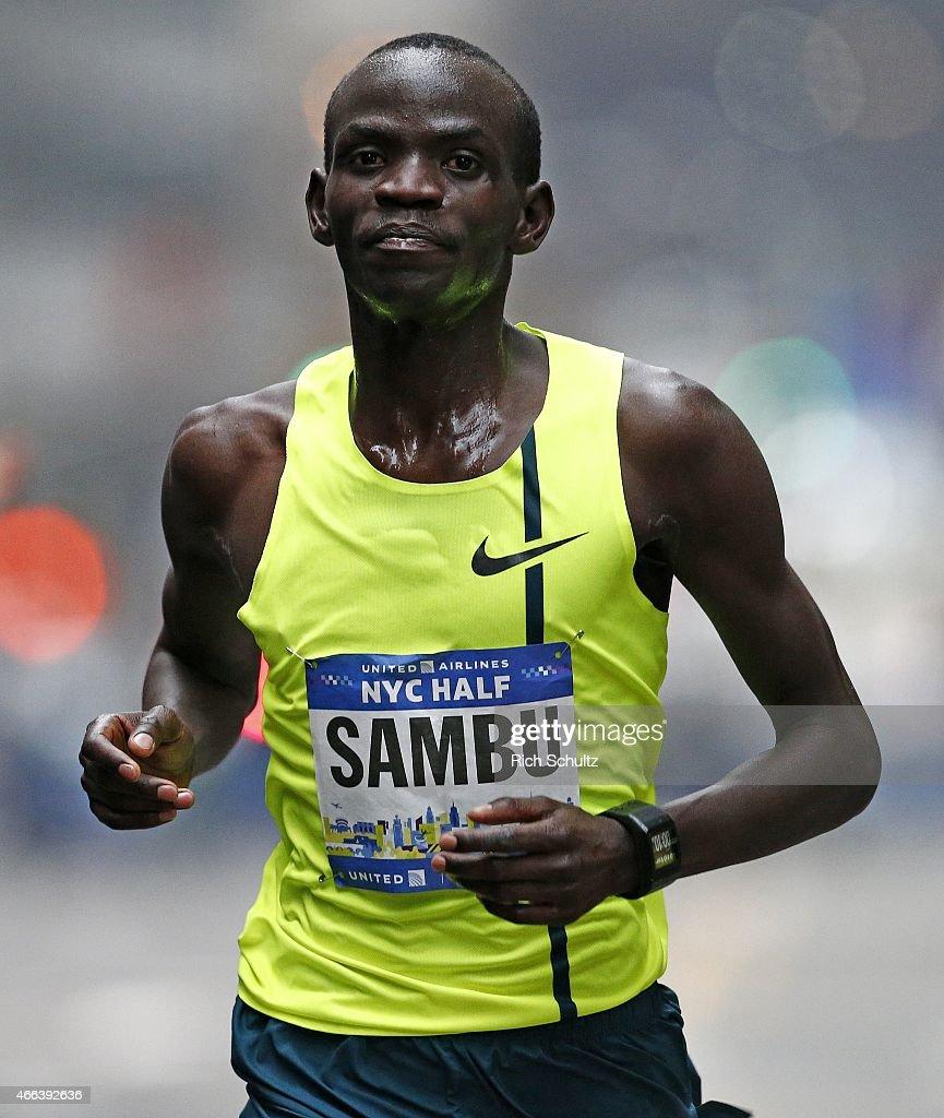 2015 United Airlines NYC Half Marathon : News Photo