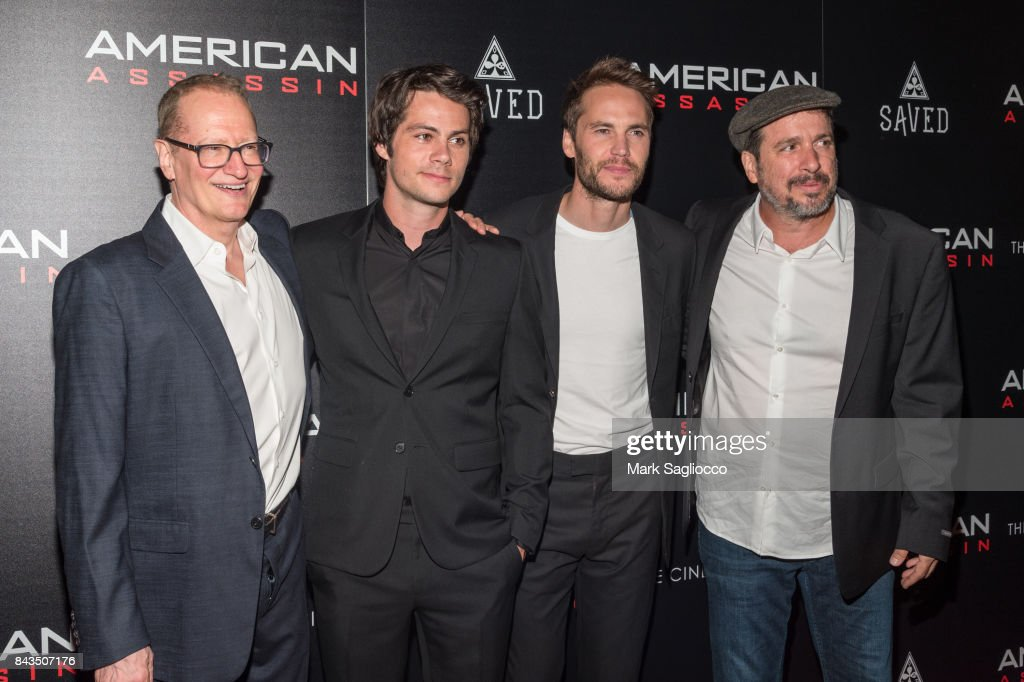 """The Cinema Society Hosts A Screening Of CBS Films' """"American Assassin"""" - Arrivals : News Photo"""