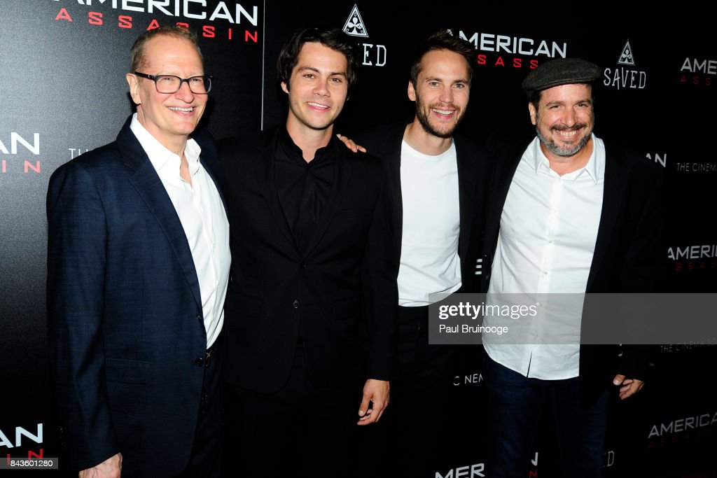 "The Cinema Society & Saved Wines host a screening of CBS Films' ""American Assassin"" : News Photo"