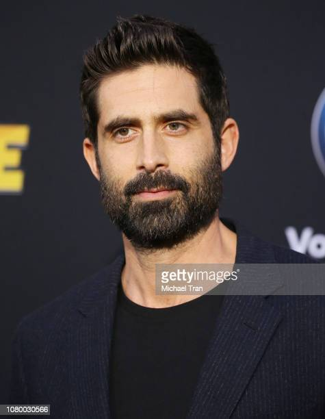 """Stephen Schneider arrives to the Los Angeles premiere of Paramount Pictures' """"Bumblebee"""" held at TCL Chinese Theatre on December 09, 2018 in..."""