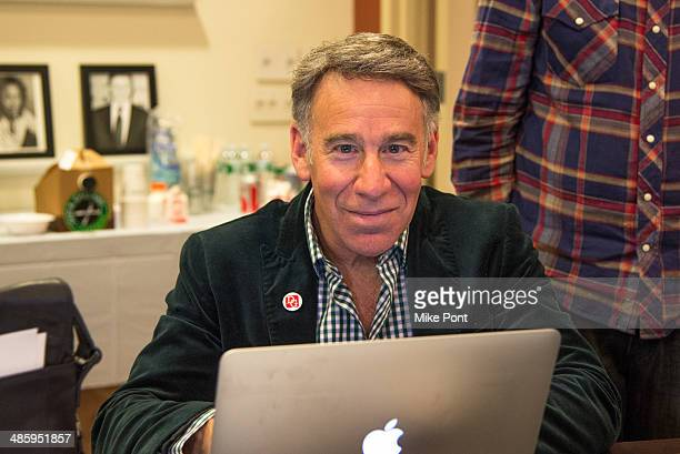 Stephen Schwartz attends the 2014 AntiPiracy Awareness event at The Dramatists Guild of America on April 21 2014 in New York City
