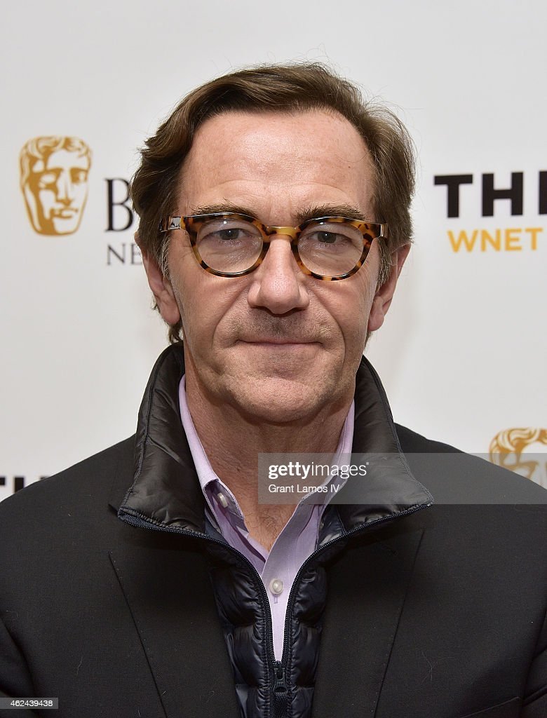 Stephen Segaller attends the 'Shakespeare Uncovered' premiere at The Players Club on January 28, 2015 in New York City.
