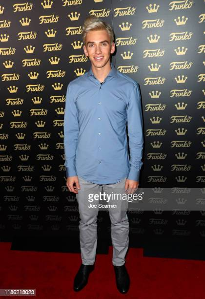 Stephen Sharer attends the Funko Hollywood VIP Preview Event at Funko Hollywood on November 07 2019 in Hollywood California