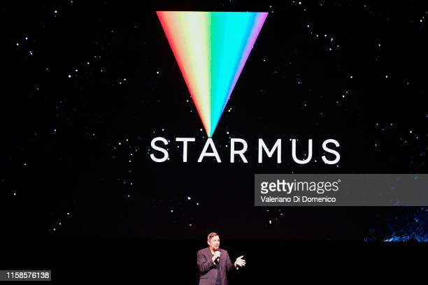 Stephen Slater attends Starmus V A Giant Leap sponsored by Kaspersky at Samsung Hall on June 26 2019 in Zurich Switzerland