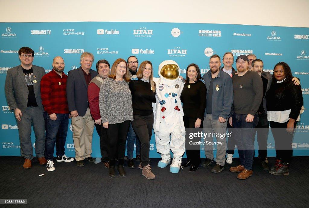 2019 Sundance Film Festival - 'Apollo 11' Premiere : News Photo
