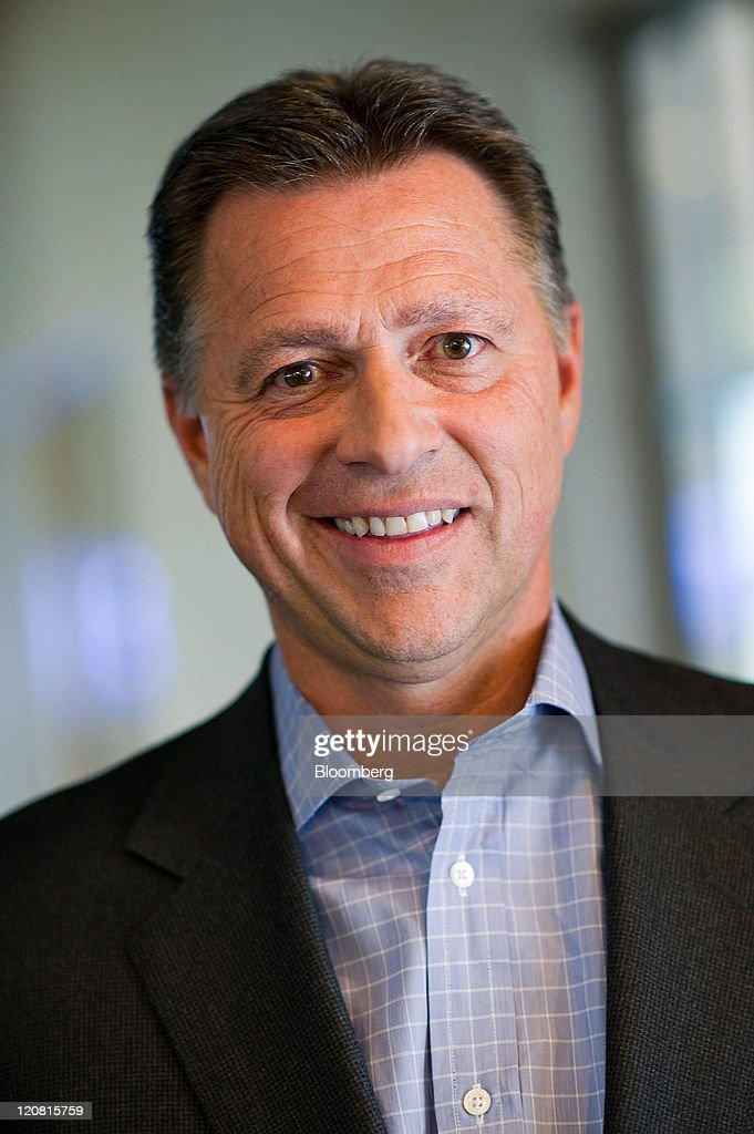 Equinix CEO Stephen Smith Interview : News Photo