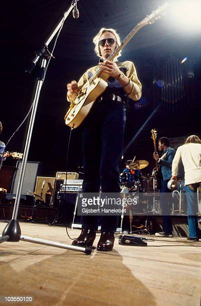 Stephen Stills and Manassas perform live on stage at Concertgebouw in Amsterdam Netherlands in 1971