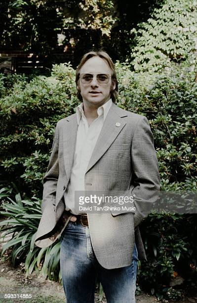 Stephen Stills at his home June 1972