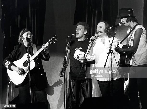 Stephen Stills Graham Nash David Crosby and Neil Young
