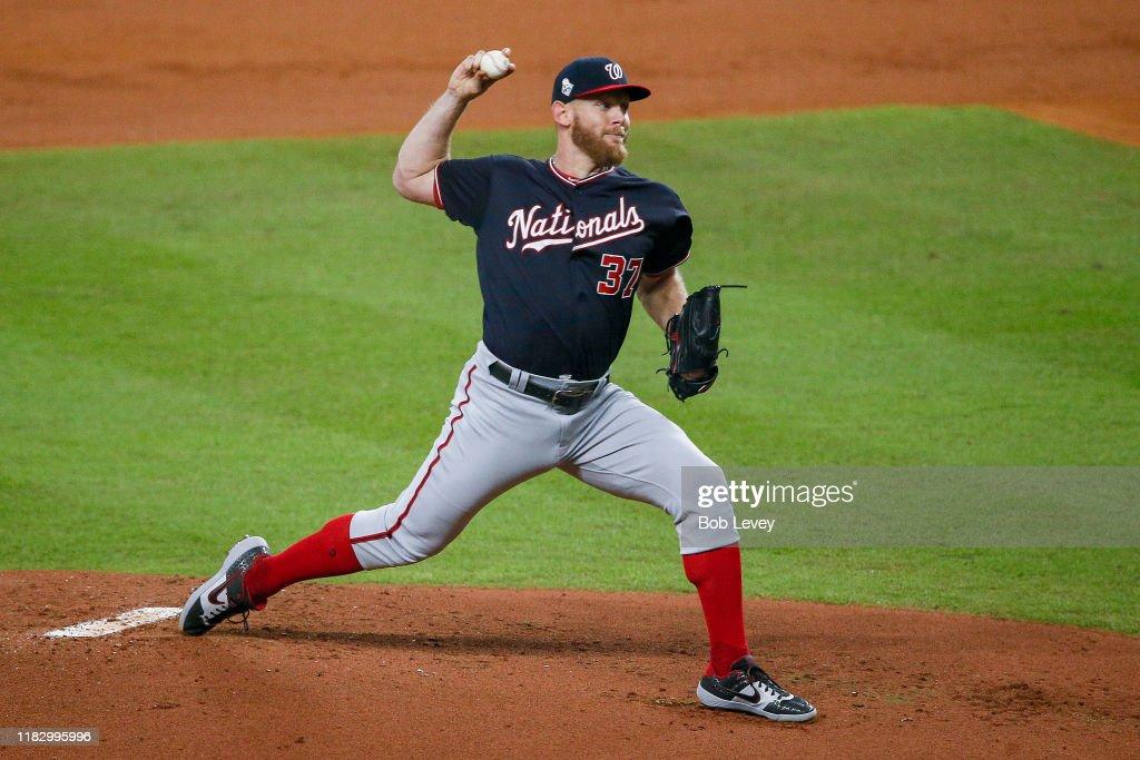 World Series - Washington Nationals v Houston Astros - Game Two : ニュース写真