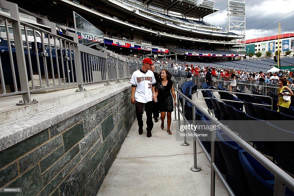 Washington Nationals Introduce Stephen Strasburg : News Photo