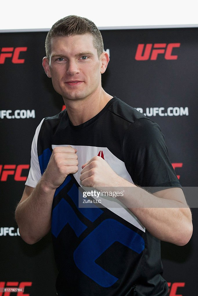 UFC Open Workout