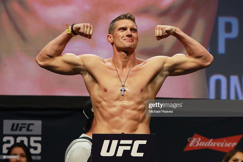 UFC 205: Weigh-ins