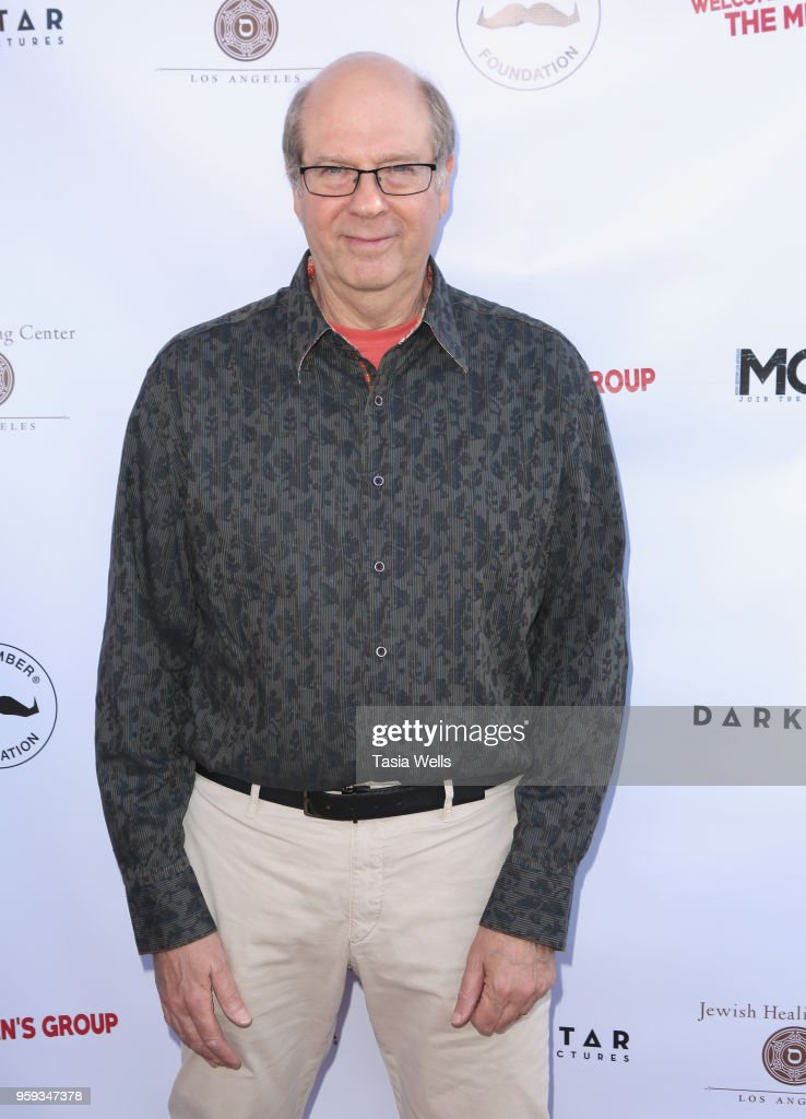 Stephen Tobolowsky attends the premiere of Dark Star Pictures' 'Welcome to the Men's Group' at Ahrya Fine Arts Theater on May 16, 2018 in Beverly Hills, California.